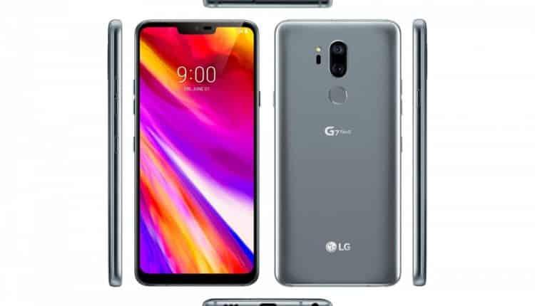مواصفات LG G7 ThinQ