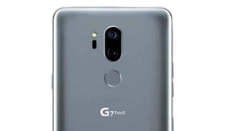 مميزات LG G7 ThinQ